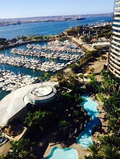 #MarriottMarquisSD #SanDiego  Awesome shot by our guest Lana Fraser!