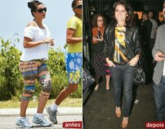 Studio B Hair & Make-up: Dieta Ortomolecular faz Giovanna Antonelli perder ...