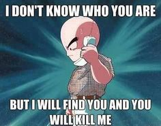 Dragon Ball Z Krillin This defines Krillin's role in DBZ