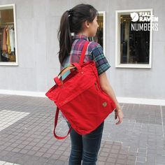 1 Small Shoulder Bag and Backpack for Everyday Use Dahlia Fjallraven Totepack No