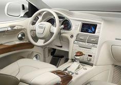 2008 Audi Q7 coastline concept