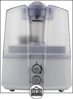 Boneco U7145 - Humidificador de aire por ultrasonidos, 400 g/h, 45  W, 60 m², color blanco  ✿ Seguridad para tu bebé - (Protege a tus hijos) ✿ ▬► Ver oferta: http://comprar.io/goto/B006LMJ2EG