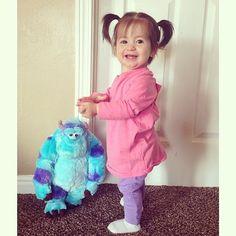 Cute DIY baby Halloween costumes
