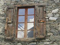Fenêtre, Pierres, Mur