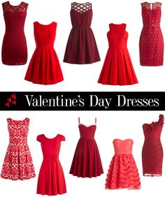 valentines day dresses via life unsweetened