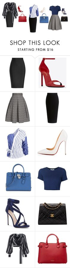 """""""119( 15932415921"""" by stracyolivier on Polyvore featuring Roland Mouret, Yves Saint Laurent, Rumour London, Theory, Christian Louboutin, Sea, New York, Imagine by Vince Camuto, Chanel, Zimmermann and Burberry"""