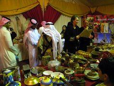 Saudi Arabian flea market