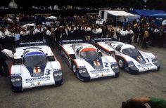 #porsche #motorsports #lemans #1982 #956