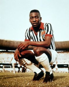 When he was discovered at the age of 11 by one of the country's premier players Waldemar de Brito. Pele went to playing in for World Cups with Brasil's National Team.