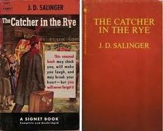 """the catcher in the rye"" by j.d. salinger"