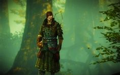 My favourite elf - Iorveth Witcher 2