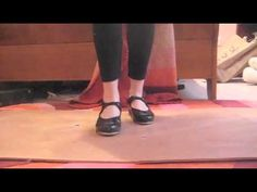 """Testing out our tap shoes, it's coming!  In honor of our Annie production, here is a little fun tap youtube for you.  Bloch """"Annie"""" tap shoe review -- we love it!"""
