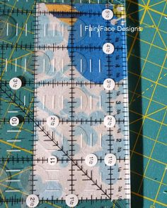Accuracy sewing tips