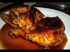 Pollo BBQ con toque mexicano.Olla de Lento Cocimiento Crock Pot - YouTube