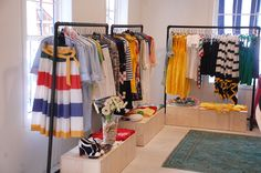 tommy hilfigers prep world pop up house | PREP WORLD...Tommy Hilfiger... Pop-up Beach House | Agnes Trender