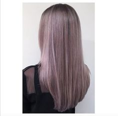 Pink candy grey hair by Sue @ Salon B, Amsterdam