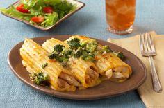 Shortcut Chicken Cannelloni Recipe - Kraft Canada