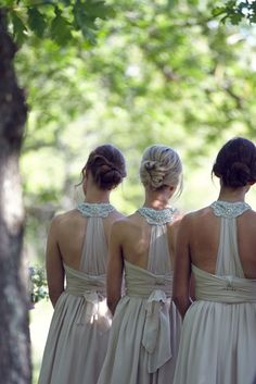 Wedding Style Forecast: Loveliest Bridesmaid Dresses for 2015 - 35mm Photography | Dresses: Anna Campbell