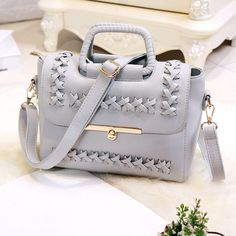 38.35$  Buy now - https://alitems.com/g/1e8d114494b01f4c715516525dc3e8/?i=5&ulp=https%3A%2F%2Fwww.aliexpress.com%2Fitem%2FWomen-PU-Leather-Shoulder-Bags-Top-Handbag-Tote-Bag-Knit-Pattern-Purse-High-Quality-Fashion%2F32734609124.html -  Women PU Leather Shoulder Bags Top-Handbag Tote Bag Knit  Pattern Purse High Quality Fashion Crossbody Bag For Ladies