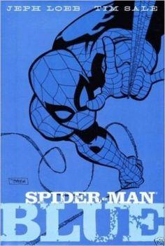 Amazon.com: Spider-Man: Blue (8601300484785): Jeph Loeb, Tim Sale: Books