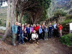 #conosciletueisole Salina, monte Fossa delle Felci - Malfa 14Dic2014  #trekking #aeolianislands #happytrekkers  www.nesos.org