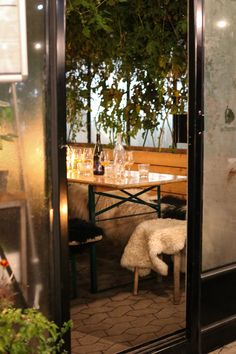 An evening of clean, simple, local food at Stedsans at Ostergro. Possibly the the most hygge and hyggeligt experience you'll have in Copenhagen