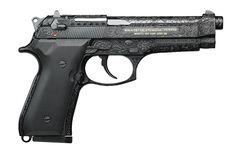 No. 1 of 10 - Beretta 92FS Limited Edition