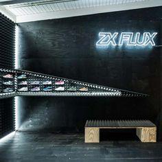 adidas Originals #miZXFLUX launch in Berlin, Germany #mizxflux #adidasoriginals #shoedesign #apps