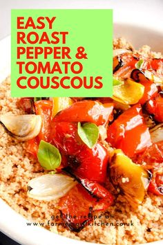 Recipe Using Salmon, Quick Salmon Recipes, Easy Recipes, Roasted Vegetable Couscous, Quick Easy Meals, Easy Dinners, New Recipes For Dinner, Junk Food Snacks, Couscous Recipes