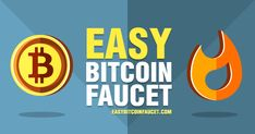 The Easiest Ever Bitcoin Faucet! Earn free bitcoins!