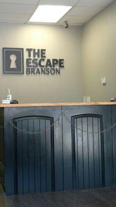 The Escape in Branson, Missouri - escape rooms