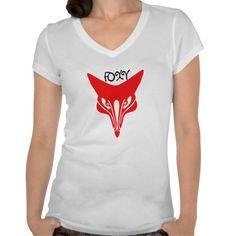 Foxy Lady_red tint Shirts
