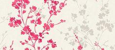 Velvet-tapettimallisto sisältää pehmeitä pastellin sävyjä ja harmonisia maanläheisiä värejä. Väripalettia täydentää pirteä pinkki ja raikas turkoosi. Malliston kauniit kuviot ripauksella kimalletta tuovat ylellisyyttä sisustukseen.