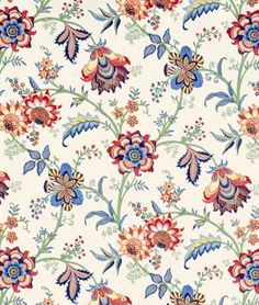 Shop P/K Lifestyles Island Gem Jewel Fabric at onlinefabricstore.net for $10.8/ Yard. Best Price & Service.