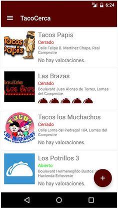 TacoCerca, una aplicación nacida en México para quienes están en busca de los mejores tacos