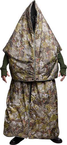 Jerven Fjellduken Extreme multi-purpose tarp / sleeping bag