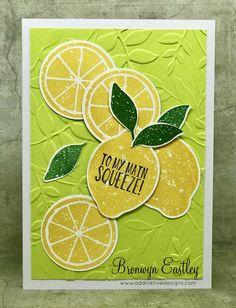 Punch Bundles, Lemon Zest