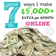 Note: Some links in this post contain affiliate links, which means I may receive a commission if you make a purchase. Thanks for supporting my blogging adventures!I get quite a few emails each month from people who want to make money from home asking just