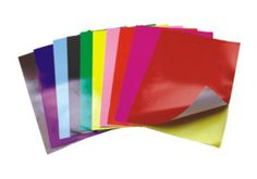 China Hunan Common Future arts and crafts Co.,Ltd.,Adhesive Glossy Color Paper,Art Paper sticker