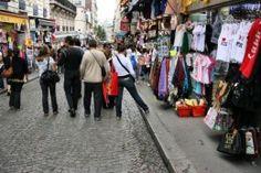 Onde a Parisiense vai fazer compras?