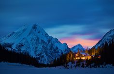 Escape to snow paradise in Kananaskis, Alberta Winter Photos, Canadian Rockies, France, Banff, Rocky Mountains, Land Scape, The Great Outdoors, Paradise, Scenery