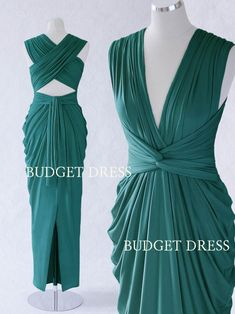 Teal Green Convertible Bridesmaid Dress, Long Infinity Prom Dresses, Mix And Match Wedding Party Gowns, Emerald Color Special Occasion Dress Teal verde conversível dama de honra vestido longo infinito Prom Infinity Dress Bridesmaid, Long Bridesmaid Dresses, Prom Dresses, Bridesmaid Color, Long Dresses, Infinity Dress Styles, The Dress, Dress Long, Vert Turquoise