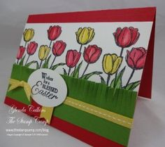 Blessed Easter Stampin' Up!