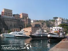 Check out our blog on #Sorrento #Italy at www.travelseur.com. #Travel #TravelBlog #TravelTips #Europe