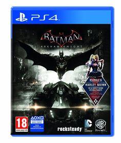 Batman: Arkham Knight: playstation 4: Amazon.es: Videojuegos