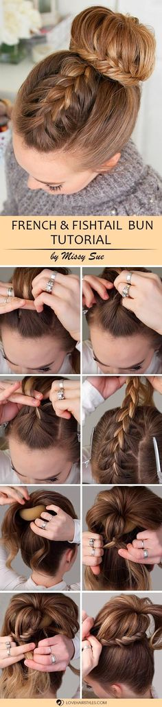 Girls who are about to learn how to braid your own hair shouldn't pass by these tutorials! Here we gathered the most amazing ideas that even absolute beginners can bring to life. Go on reading this post to check out the braided hairdos we prepared for you, they are really worth your time! #hairstyles #braids #easybraids #hairtutorial