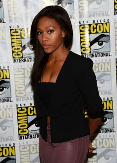 Show: Sleepy Hollow (Sept. 16, Fox)Character: Abbie MillsWhere you've seen her before: As Marianne in Shame and as Rachel Robinson in 42.