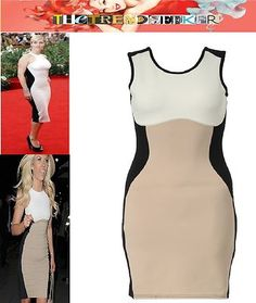 Kate Winslet Optical Illusion Bodycon River Dress  http://r.ebay.com/1Ya4Zp only £13.99