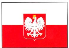 Poland/Polish Flag x With Eyelets For Hanging Flag Of Europe, Poland Flag, Party Flags, Stencil Painting, National Flag, My Heritage, Party Packs, School Projects, Stencils