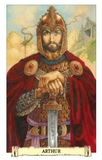 Camelot Oracle, £17.99 This one is on my wish list.